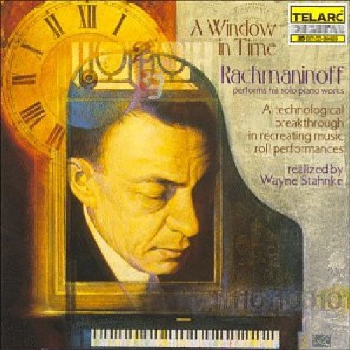 A Window in Time: Rachmaninoff Performs His Solo Piano Works (Tim Howard Shorts)