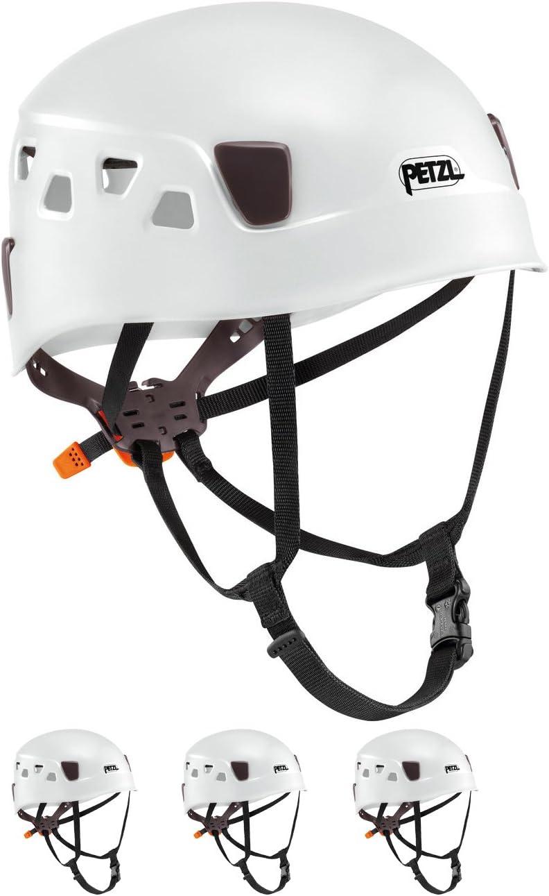 Petzl Panga blanco escalada casco para grupo y Club uso (4 ...