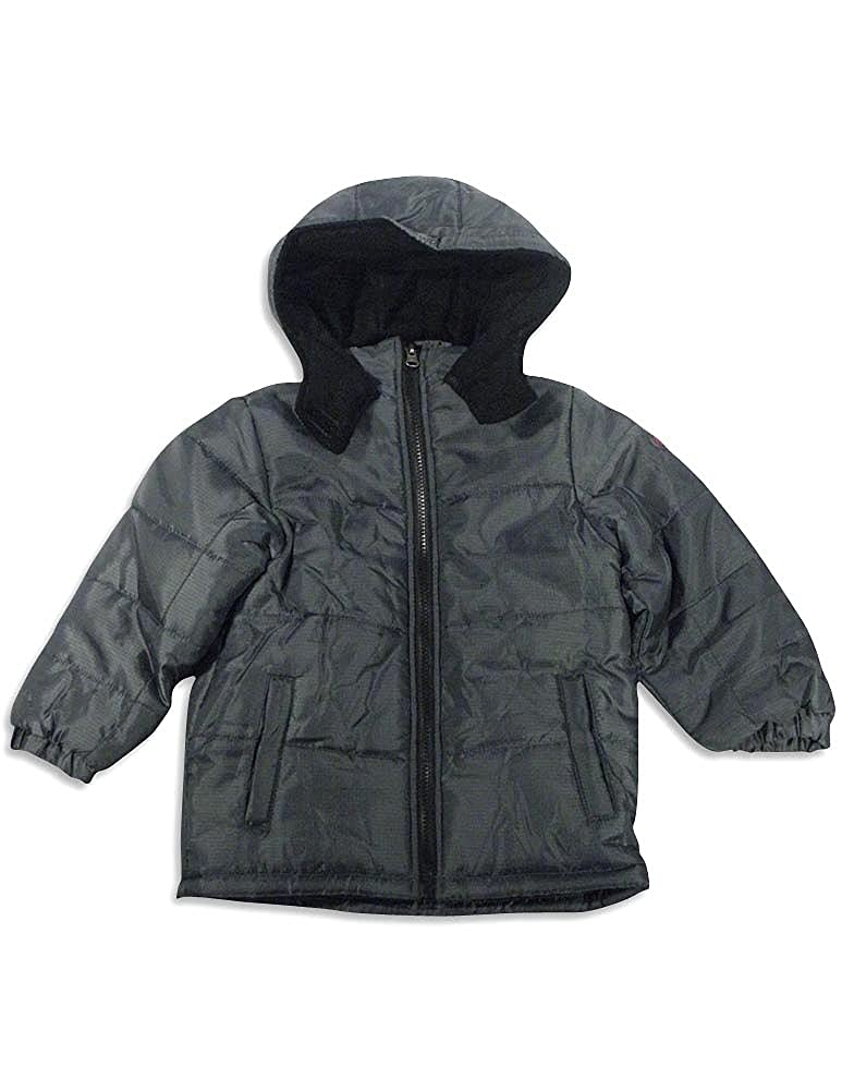 iXtreme - Baby Boys Hooded Winter Jacket - Runs 1 Size Small