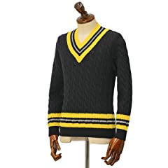 Bafy Wool Cricket Sweater 4290: 31494 Yellow