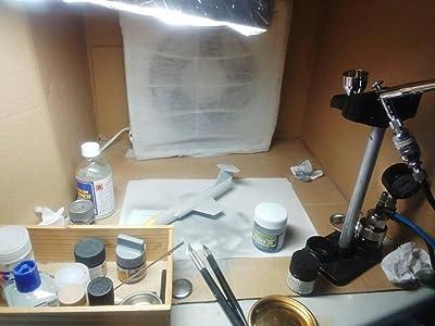自作塗装ブース用に使える