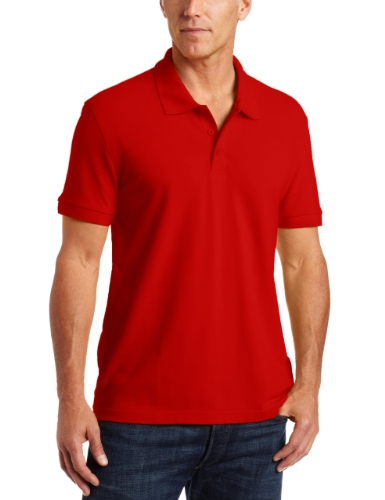 Young Uniform Short Sleeve Pique Shirt
