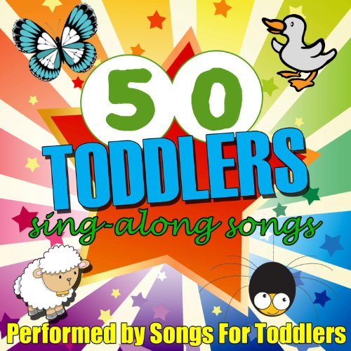 50 Toddlers Sing-Along Songs