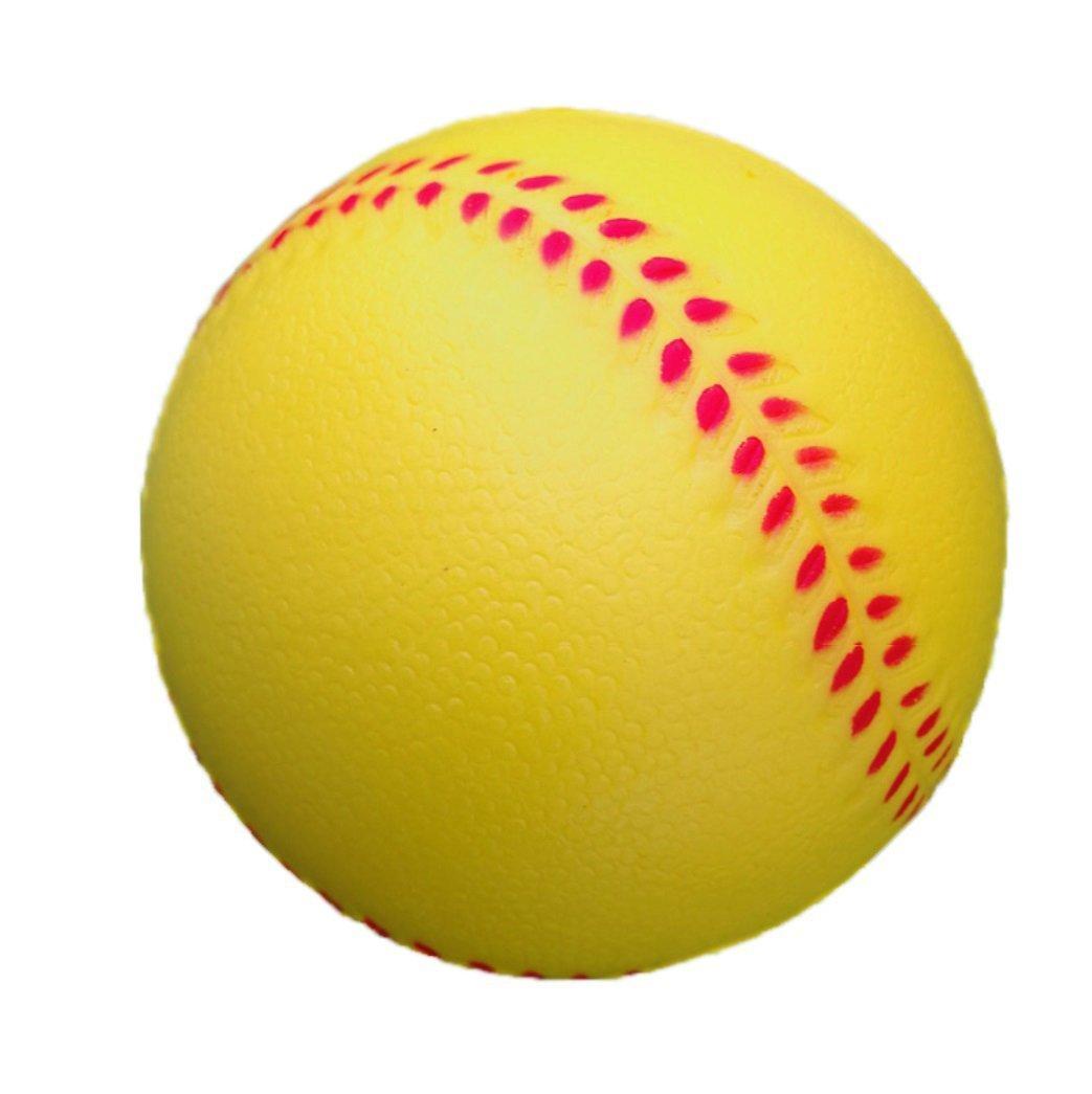 OZUKO Lote de 12 pelotas de béisbol de espuma para entrenamiento ...