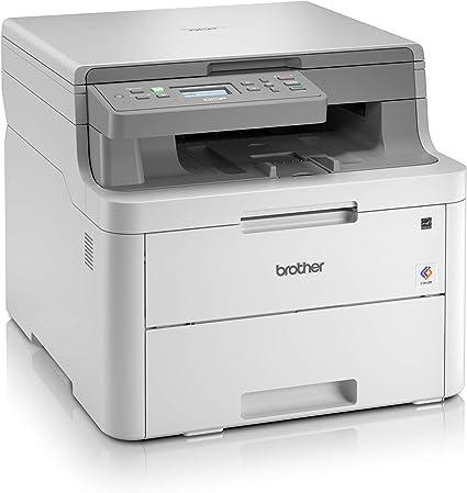 Brother DCPL3510CDWG1 3IN1 Impresora LED DCPL3510CDW A4/Duplex ...
