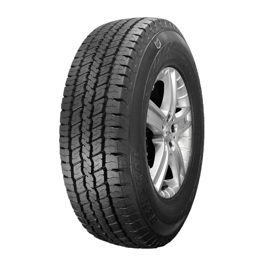 General GRABBER HD Commercial Truck Radial Tire-LT225/75R16 115R by General