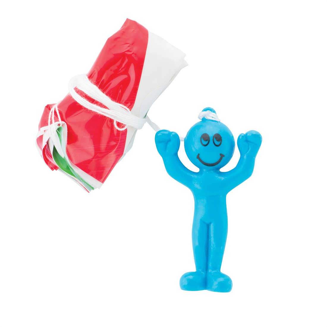 Smiley Guy Paratroopers - Prizes 36 per Pack by SmileMakers