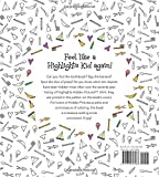 Highlights® Hidden Pictures®: A Coloring Book for Grown-Up Children