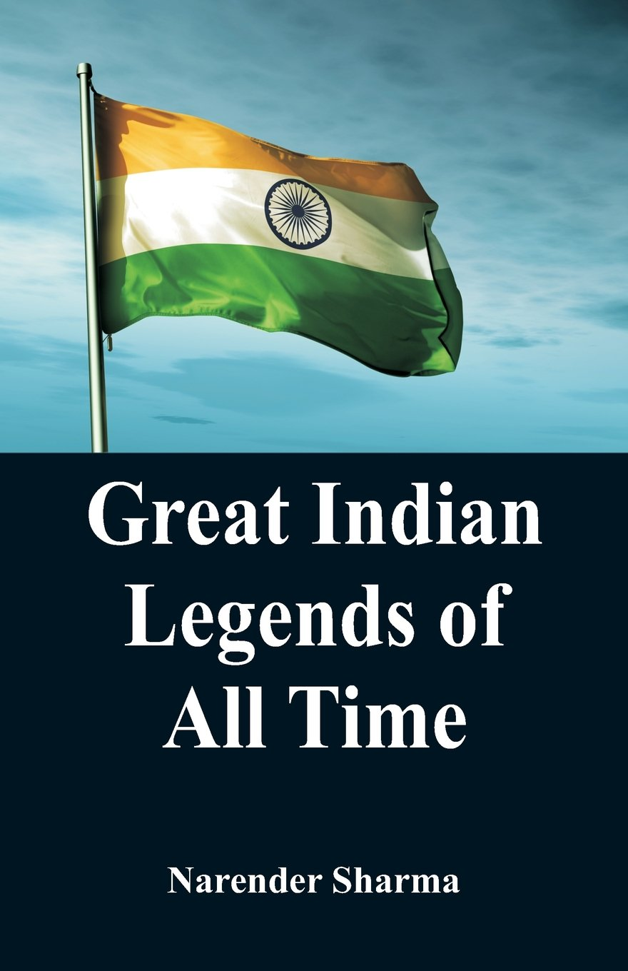 Download Great Indian Legends of All TIme PDF