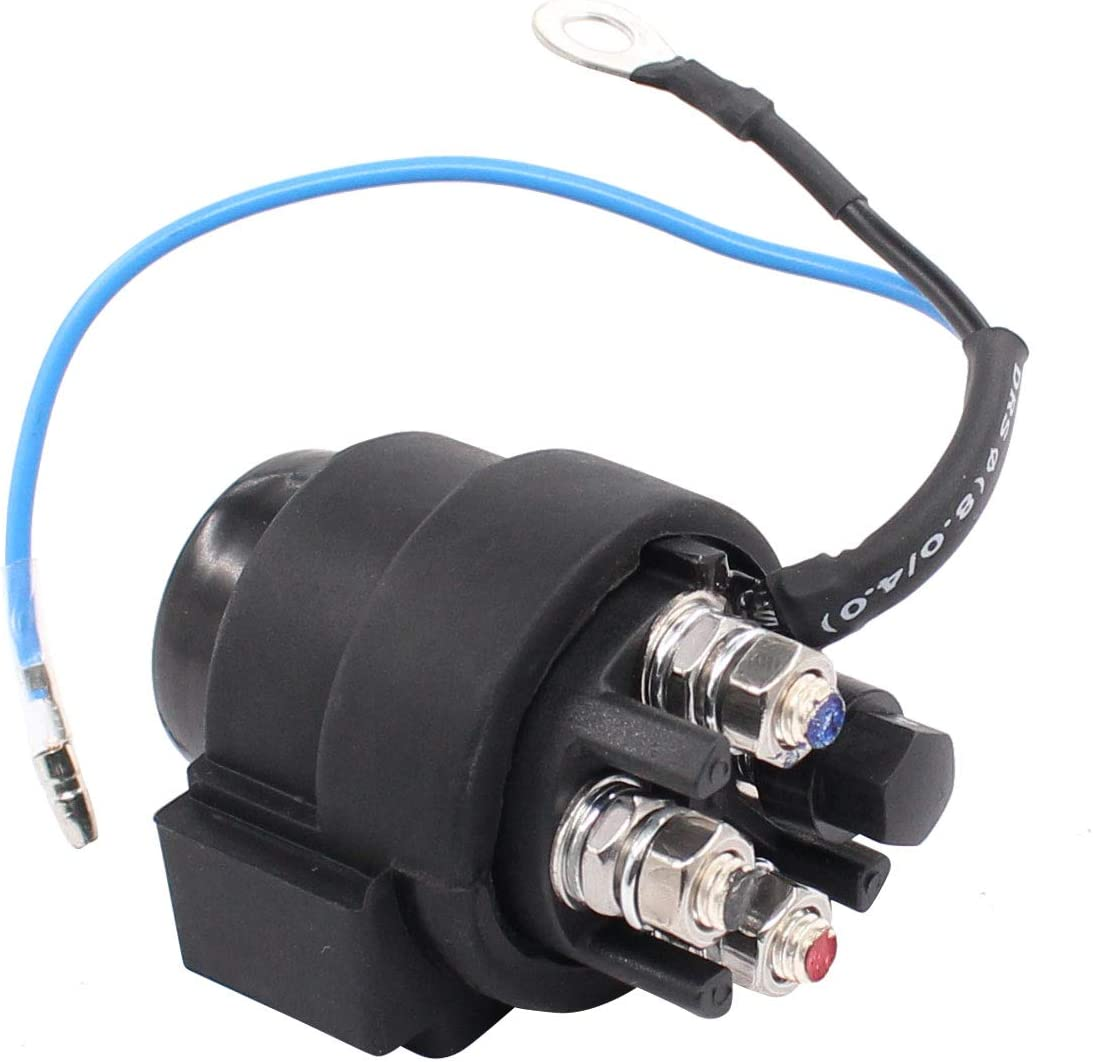 XtremeAmazing Power Trim Tilt Relay Compatible with Suzuki 35-150 HP Yamaha 115 to 200 HP