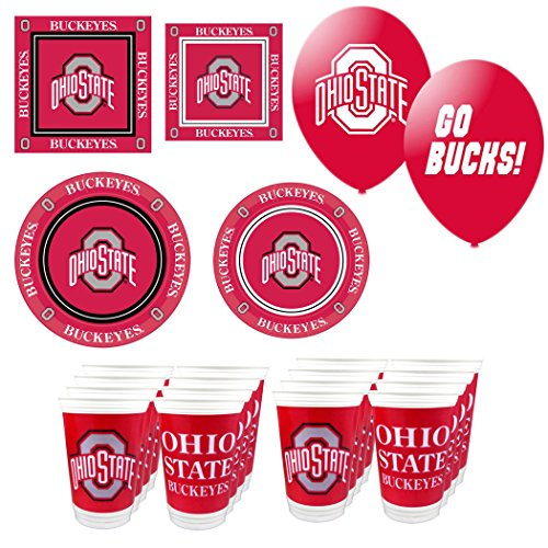(NCAA Ohio State Buckeyes 16 piece