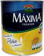 Maxima Premium, Maxima Premium Rebanadas De Piña 2.8 Kg, 2.8 kilogramos