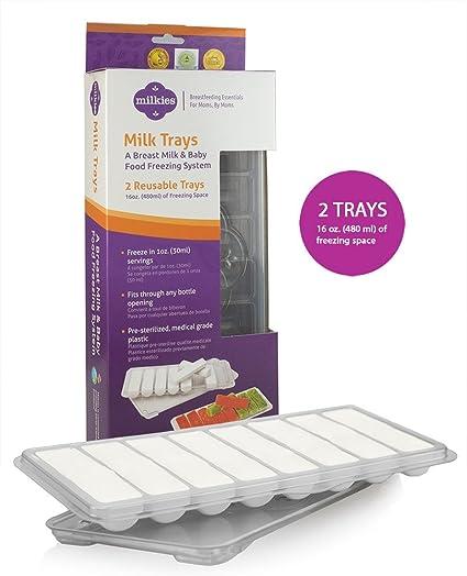 Review Milkies Milk Trays
