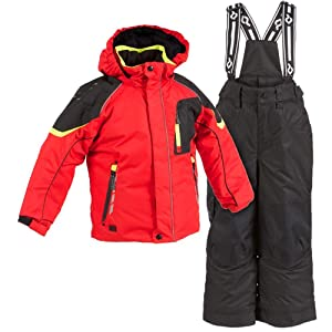 Jupa Aleksander 2-Piece Ski Suit Toddler Boys