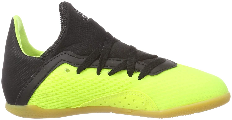 Amazon.com | adidas - X Tango 183 in J - DB2426 - Color: Green-Black - Size: 4.5 | Soccer