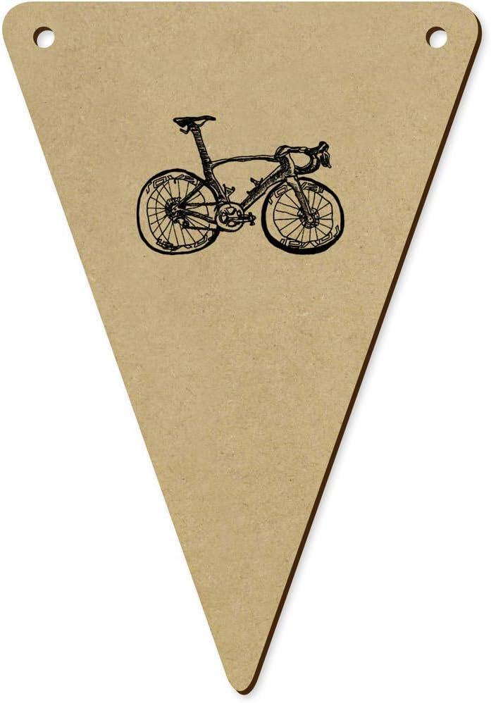 Azeeda 5 x 140mm Bicicleta Banderines / Banderas (BN00055062 ...