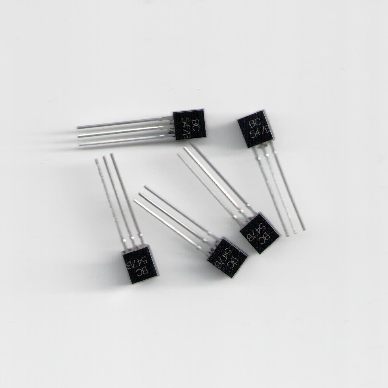 Component7 Bc 547 Npn Amplifier Transistors 5 Pc Electronics Transistor Circuit