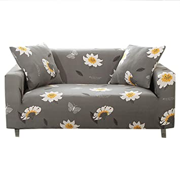 Super Forcheer Couch Cover Stretch Arm Chair Large Sofa Slipcover Leather Furniture Protector From Pet For Living Room Evergreenethics Interior Chair Design Evergreenethicsorg