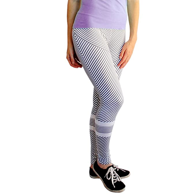 Amazon.com: sexcer – Pantalones de yoga para mujeres Workout ...
