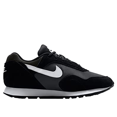 separation shoes af4dc e609d NIKE Women s W Outburst Low-Top Sneakers, Black (Black White Anthracite