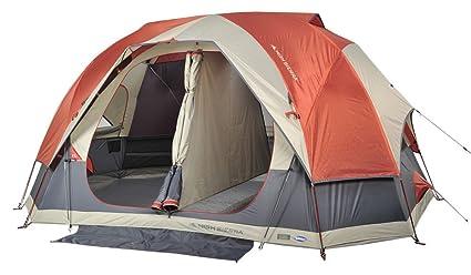 Image Unavailable  sc 1 st  Amazon.com & Amazon.com : High Sierra Allegiant Family Dome Tent : Sports u0026 Outdoors