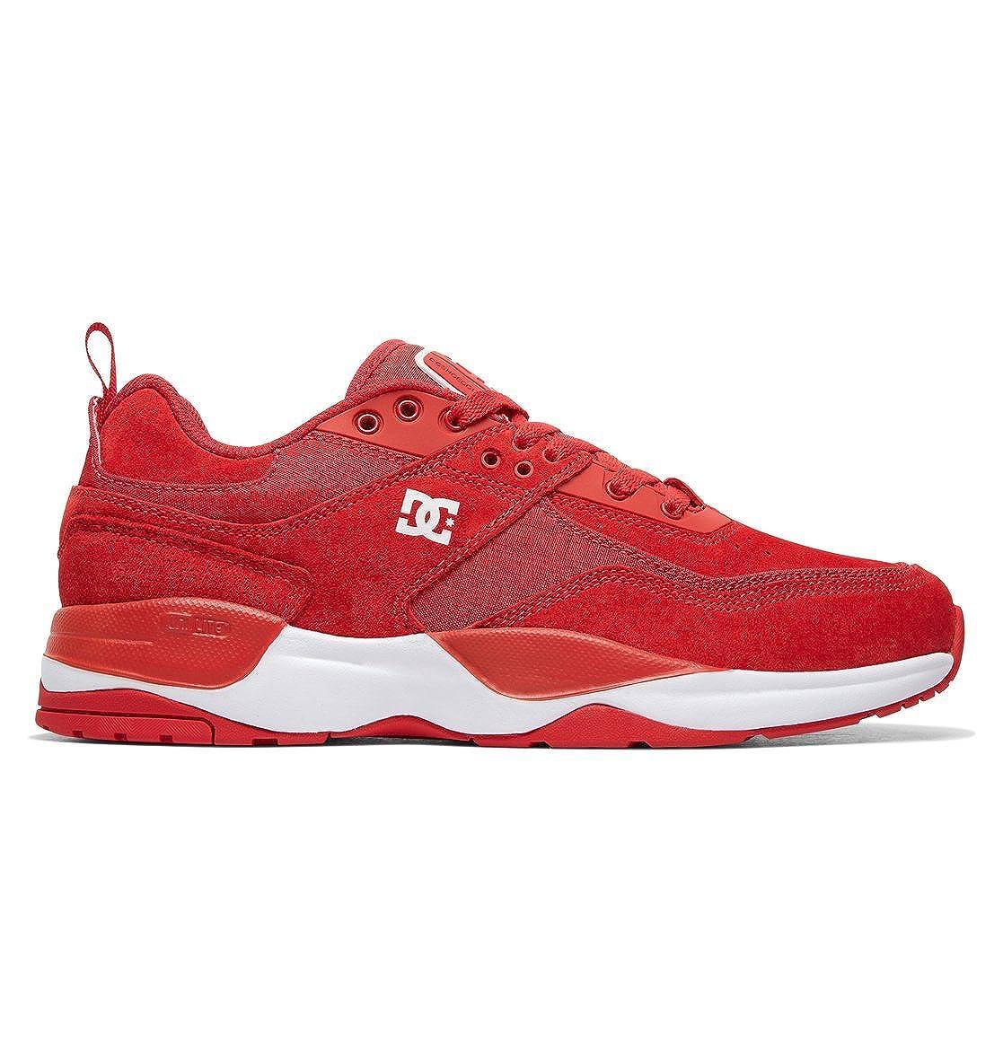 chaussures de sport 8c0d1 b0518 E.Tribeka chaussures DC rouge - Rouge paniers - ADYS700173 ...