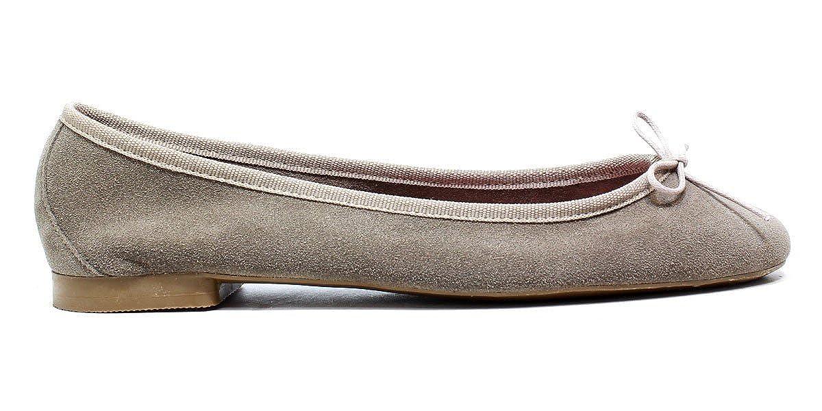 8a636e07 Rouge Carpe Zapatos de Mujer con Tacón, Tacón, Nuevo Verano Colección  Primavera 2016 Suede Topo: Amazon.es: Zapatos y complementos