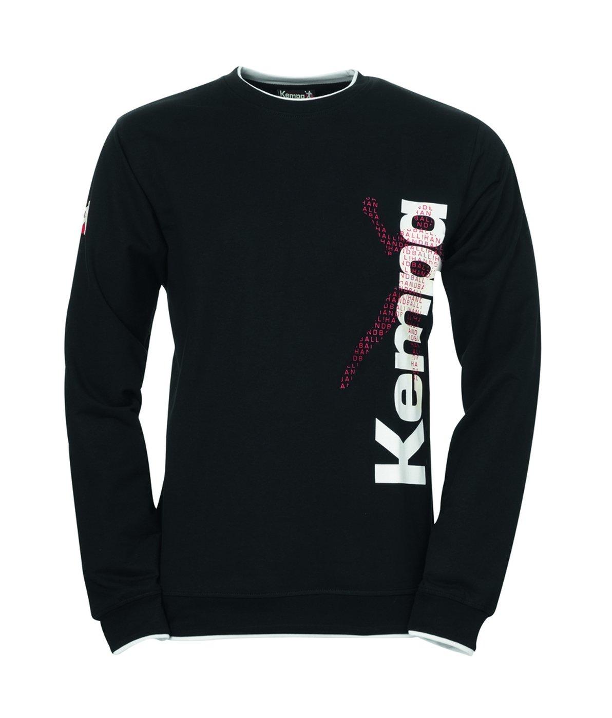Kempa Player Training - Sudadera para hombre, tamaño XXS, color negro 200206201