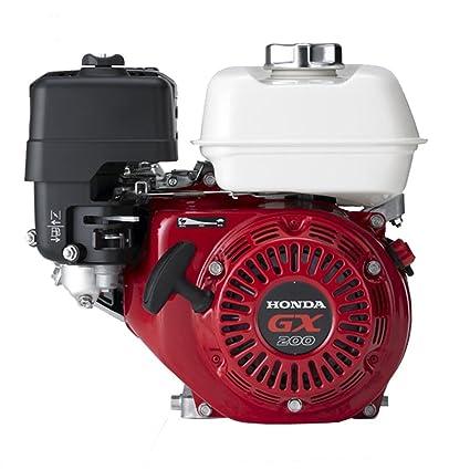 amazon com honda engine gx200 6 5hp 2 43 x 3 4 crankshaft rh amazon com 5 HP Horizontal Shaft Engine Honda 5 Horsepower Engine