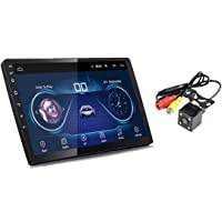 GOFORJUMP 10 Pulgadas Android 8.1 Universal Car Radio Android Car Radio Player GPS NAVEGACIÓN WiFi Bluetooth MP5 Player…