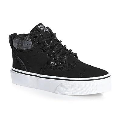 c233a36f01 Vans Era Hi MTE Nubuck Black V30212J  Amazon.co.uk  Shoes   Bags