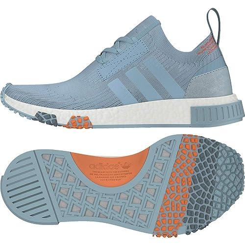Adidas NMD_Racer PK W, Zapatillas de Deporte para Mujer, Gris (Gricen/Tinazu/Ftwbla 000), 40 EU: Amazon.es: Zapatos y complementos