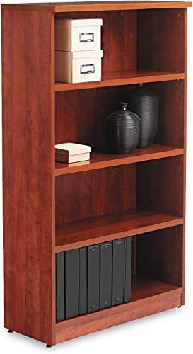 Alera Valencia Series Bookcase Storage Cabinet