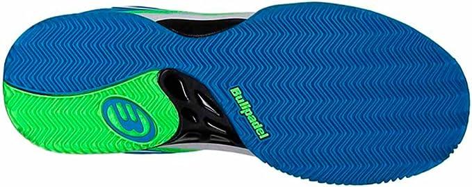 Zapatillas de pádel de Hombre Breico Bullpadel: Amazon.es ...
