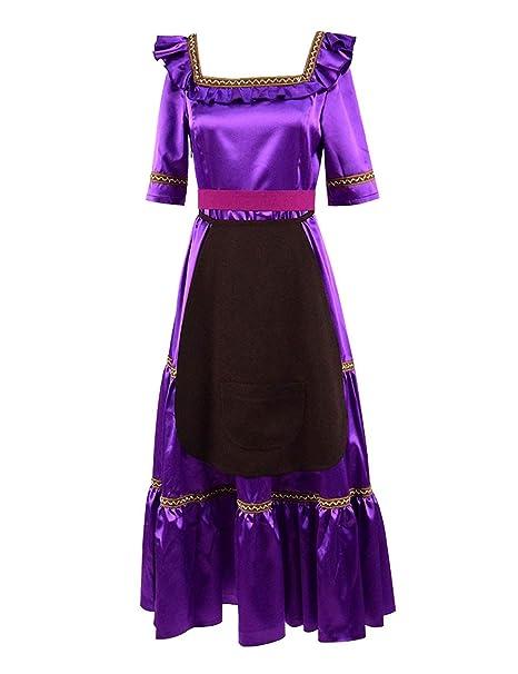 Amazon.com: YANGGO Vestido Victoriano Vestido Vintage ...