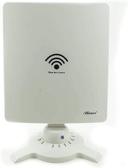 Comprare Web Repetidor WiFi Amplificador Ultra Potente Antena Kinamax TS-9900 Wireless CW239