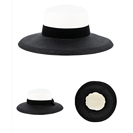 4d4d67b2c58 QFFL xiajibaidamaozi Hat Hand Hit Color Sun Hat Take A Straw Hat Top Hat  Wild Beach Hat Ladies Summer 4 Colors Optional (Color   B)  Amazon.co.uk   Sports   ...