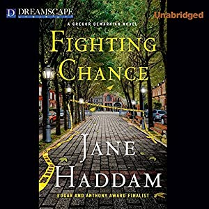 Fighting Chance Audiobook