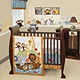 Best Lambs & Ivy Baby Crib Sets - Lambs & Ivy S.S. Noah 9-Piece Crib Bedding Review
