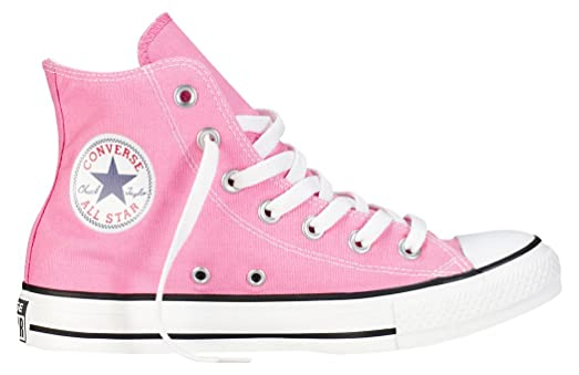 Converse CHUCK TAYLOR ALL STAR Mens Womens Pink High Top Sneaker Shoes