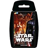 Star Wars Episodes 4-6 Top Trumps Card Game | Educational Card Games