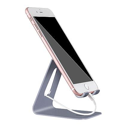 Amazon.com: Soporte para teléfono celular, ajustable soporte ...