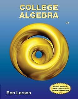 Amazon trigonometry 8th edition 9781439049075 ron larson college algebra fandeluxe Choice Image