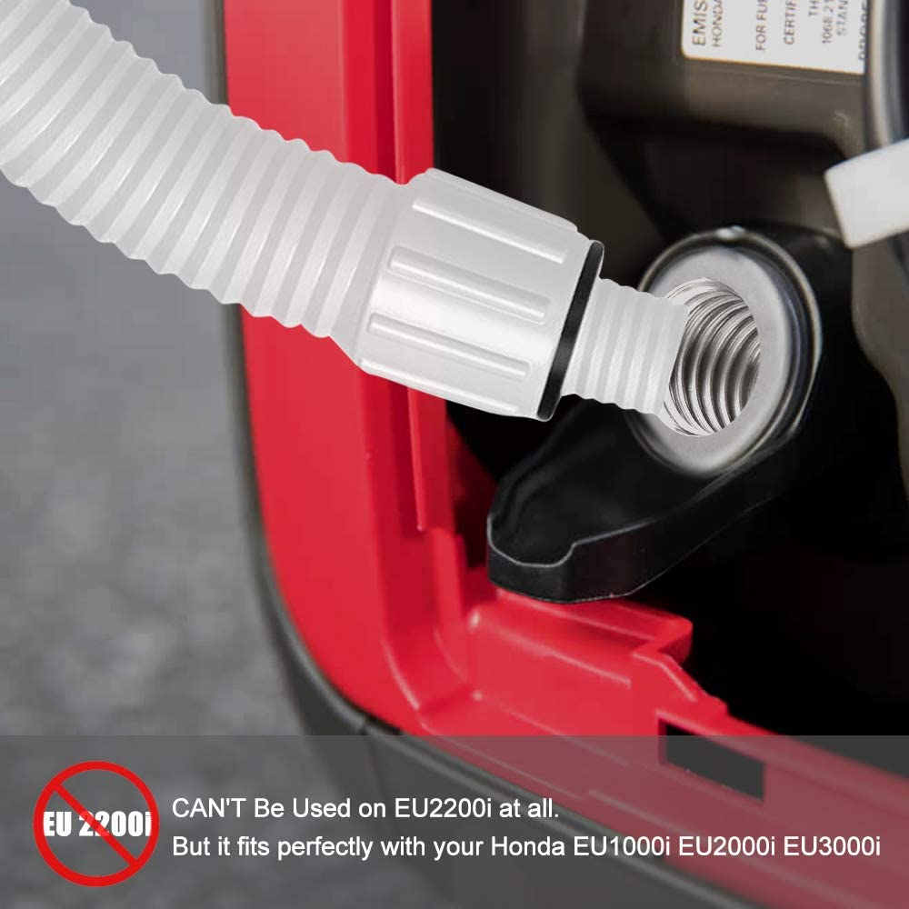 Amazon.com: BougeRV Generador Flexible Embudo para Honda ...
