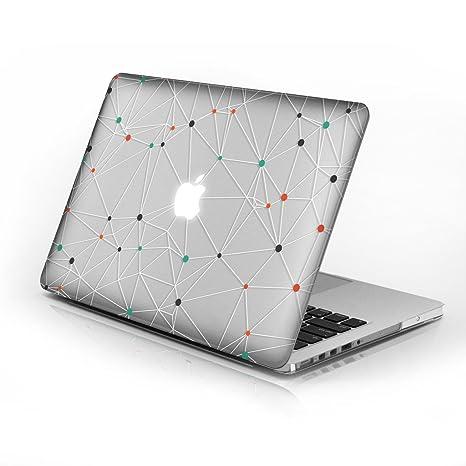 Carcasa rígida de goma duro caso para 13 MacBook Pro número ...