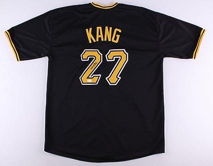 new style 7150a 4c975 Jung Ho Kang #27 Signed Pittsburgh Pirates Jersey (JSA COA ...