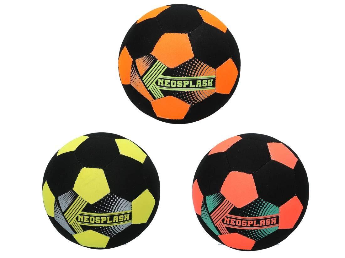 ColorBaby Balon Futbol Playa Neopreno Diametro 14cm Surtido A ...
