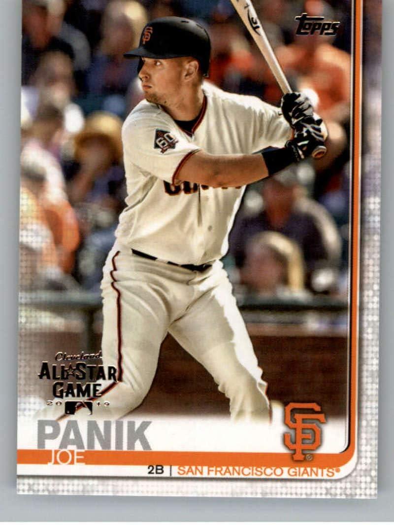 2019 Topps Baseball #288 Joe Panik San Francisco Giants