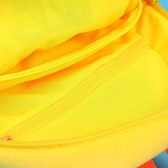 UOMOGO Zaino delle donne Zaino Casual scuola Borsa a tracolla da viaggio Zaino riflettente olografico Zaino del college per le ragazze Bag Bambina Scuola elementare Stampa 3D Bimba