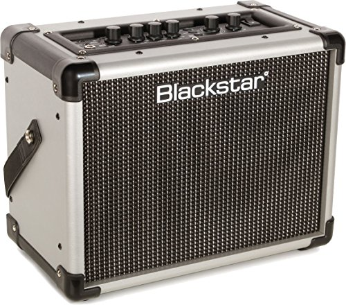 blackstar id core stereo 10 limited 2x5 watt stereo combo amp silver guitar buy online. Black Bedroom Furniture Sets. Home Design Ideas